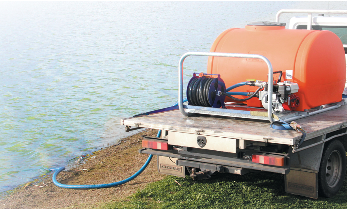 Agricultural skid-mounted packages