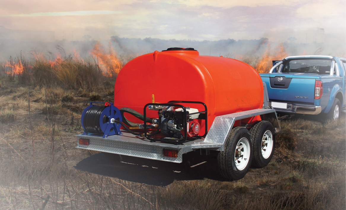 Agricultural trailer packages
