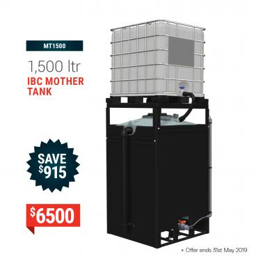 IBC Mother Tank